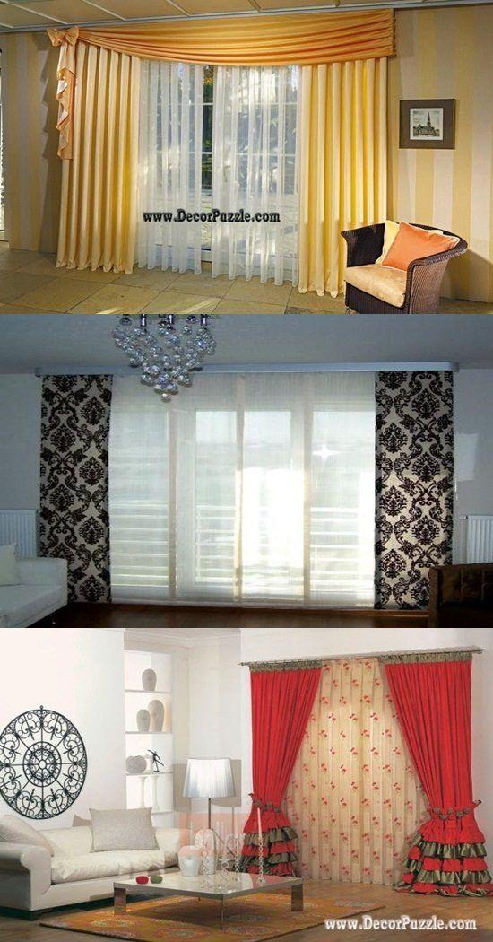 Curtain Design Ideas For Living Room 20 modern living room curtains design Contemporary Curtains Designs