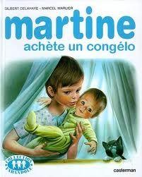 Les détournements des couvertures de Martine !