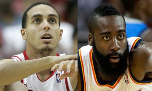 Kevin Martin and James Harden Trade