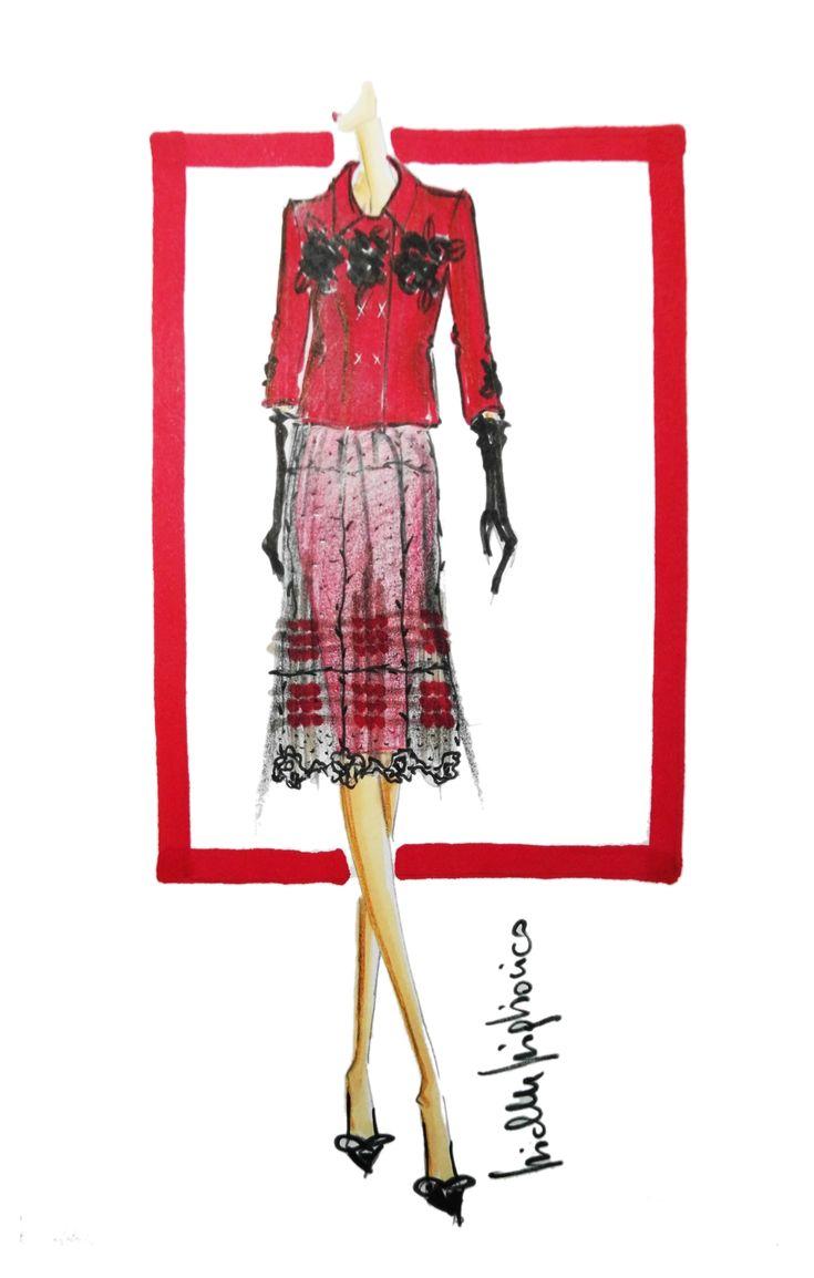 449 migliori immagini michele miglionico couture su for Chamber of couture