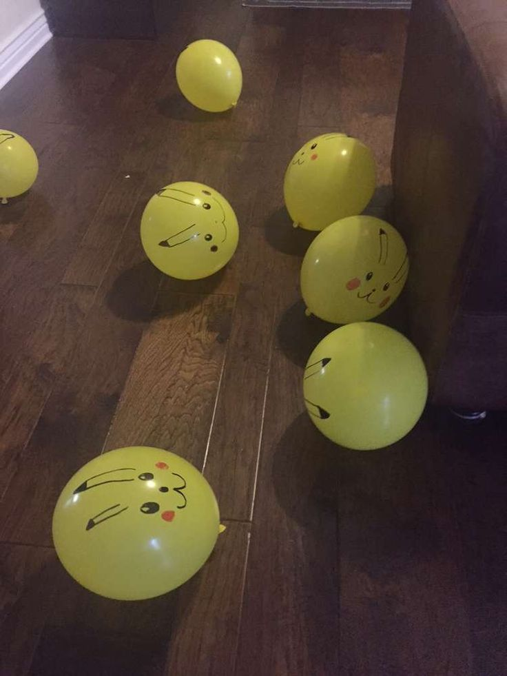 Pokemon Birthday Party Ideas | Photo 6 of 21