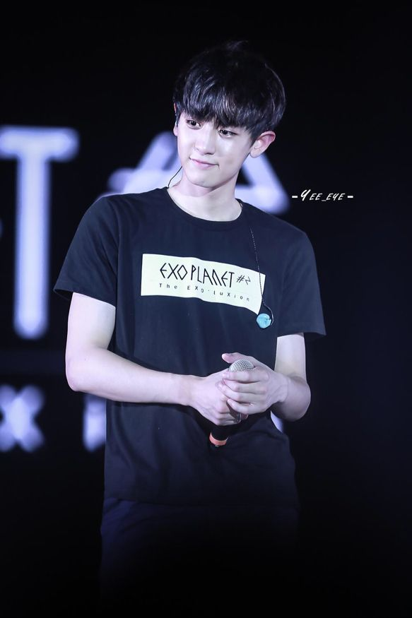 Chanyeol | 150801 The EXO'luXion in Chengdu