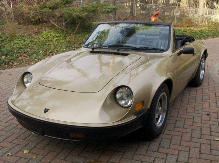 Brazilian Beetle: 1980 Puma GTC
