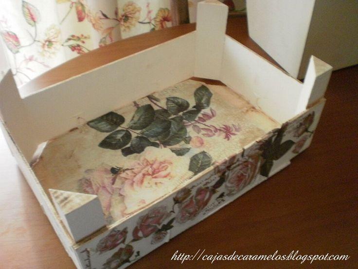 Cajas de Fresas | Hacer bricolaje es facilisimo.com
