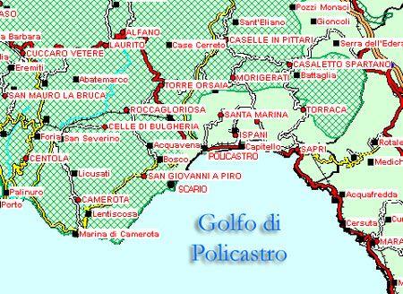 policastro, Italy | Policastro: il golfo di Policastro. Link ad hotel e villaggi