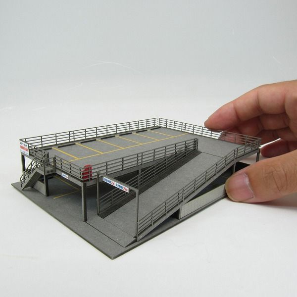 Diorama Series / parking A Classics Minichuatokitto /