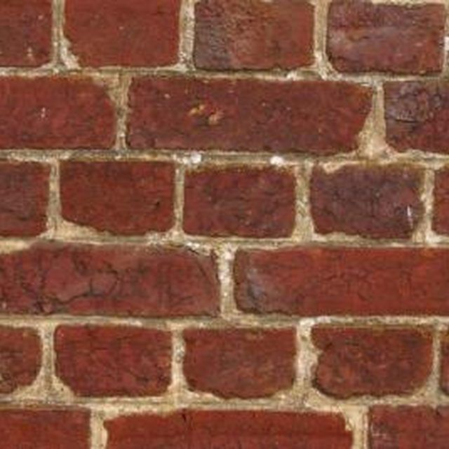 How to cover cinder blocks with fake brick makeovers - How to cover exterior cinder block walls ...