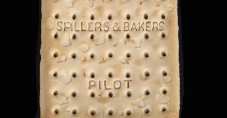 """A biscuit that survived the sinking of the Titanic in 1912 has been sold at auction Saturday by U.K. auctioneers Henry Aldridge and Son for £15,000 ($22,990), to an anonymous bidder.  The 'hard tack cracker' formed part of a survival kit that would have been found in the Titanic's lifeboats, according the the auction house's website.  The cracker was made by now-defunct company Spillers and Baker, which existed during Victorian Britain."" ~ October 24, 2015"