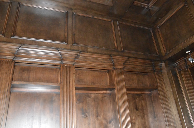 Mahogany Wall Paneling : Best images about mahogany panelling ideas on pinterest