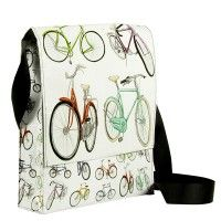 Torba Messenger Bag - Bicycles