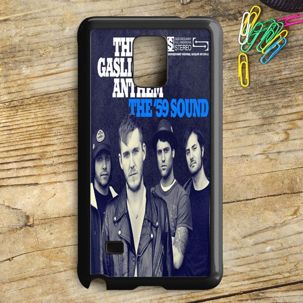 The Gaslight Anthem The 59 Sound Samsung Galaxy Note 5 Case | armeyla.com