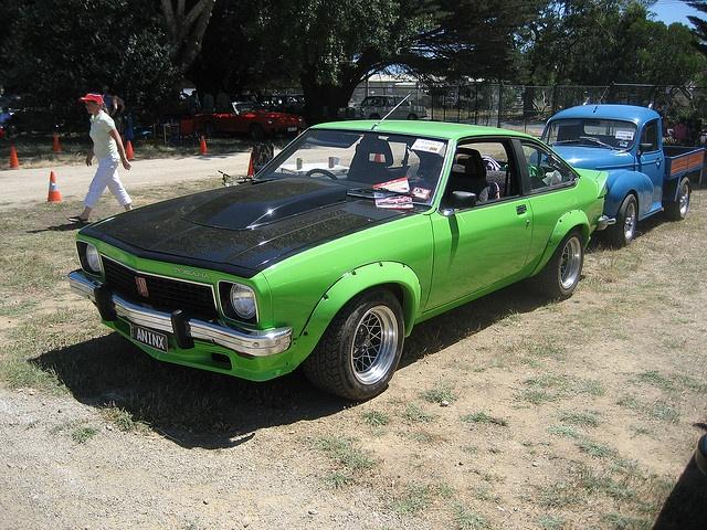 1977 Holden Torana LX SS A9X Hatchback