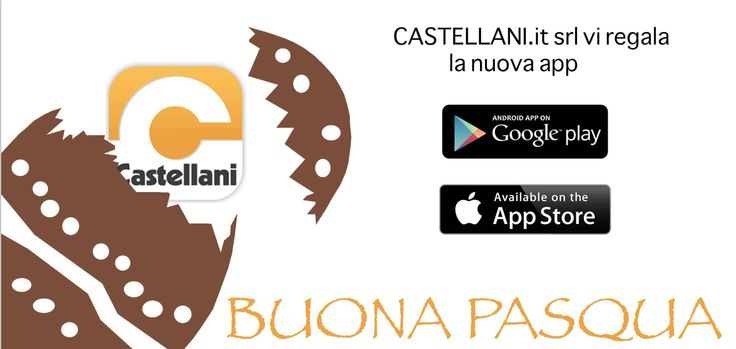 Happy Easter Everybody! Download now the new App. iOS devices: http://apple.co/1HRzkce Android devices : http://bit.ly/1HRze4p