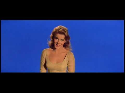 """Title song from """"Bye Bye Birdie"""" by Ann-Margret (1963) - both intro and outro. Annie filmed these segments on a treadmill."""