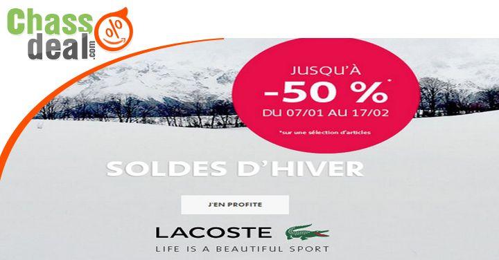 Retrouvez vos codes promo Lacoste chez Chassodeal.com et faites le plein d'économies sur vos articles de marque ! Cliquez par ici pour profiter : http://www.chassodeal.com/code-promo-lacoste/