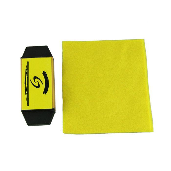 AUTO Wiper Baru sikat pembersih Mobil Van Wiper Wisaya Windshield Wiper Blade Restorer Cleaner Dengan 5 pcs Wisaya Wipes Au 05