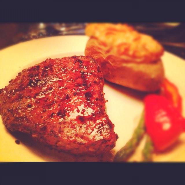 The Keg!!!! #food #Montreal #steak