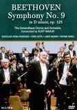 The Gewandhaus Orchestra/Kurt Masur: Beethoven - Symphony No. 9 [DVD] [1991]