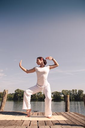Tai Chi for Rehabilitation from Back Injury and Pain: Restore Your Core