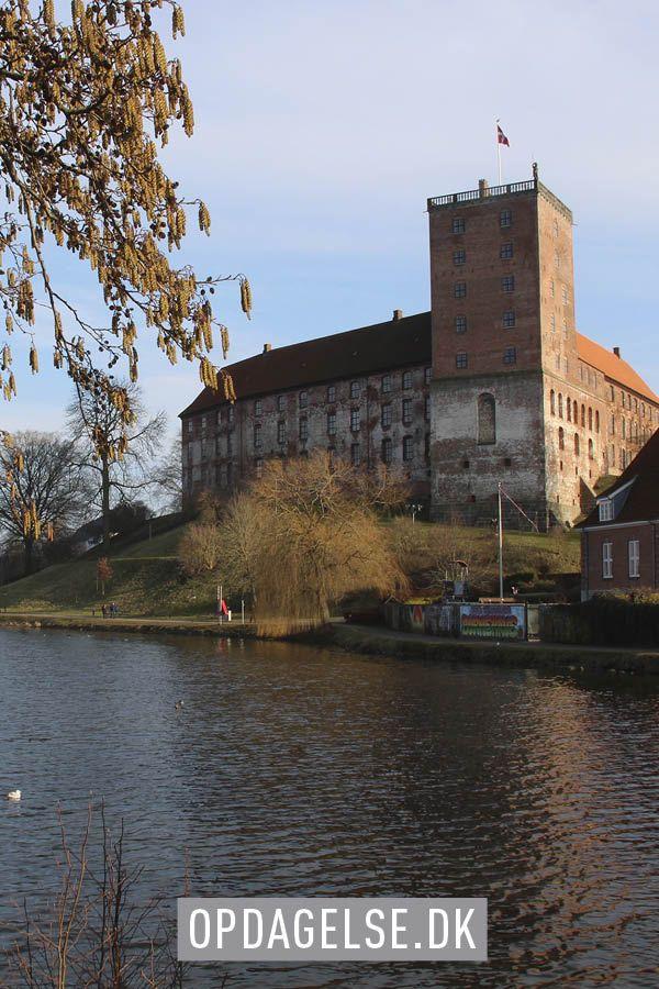Koldinghus - an old castle in Denmark