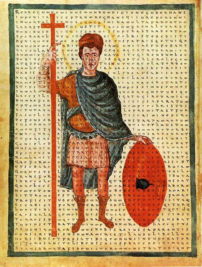 Louis the Pious - Wikipedia, the free encyclopedia, son of Charlemagne