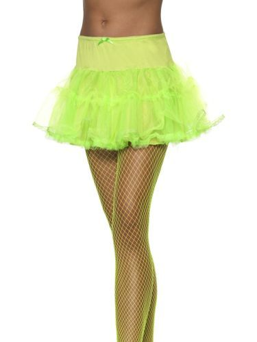Green Tulle Petticoat (33992) | Costume Accessories | Underwear and Accessories | Tutus