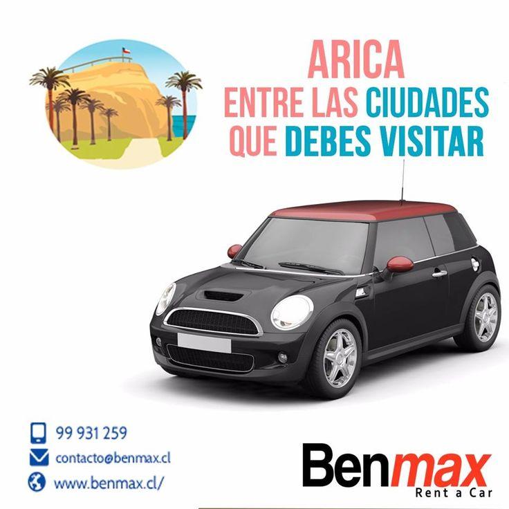 Alquila con nostros Benmax Rent a Car.