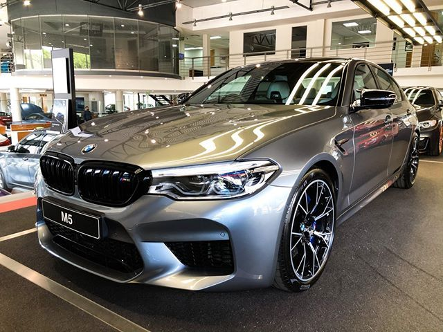 Twinturbotuesday With This Beautiful Bluestone Metallic Bmw M5 Competition At Jsnmotors Bmwm3 M5competition Jsnmotors Bluestoneme In 2020 Bmw Series Bmw Bmw S