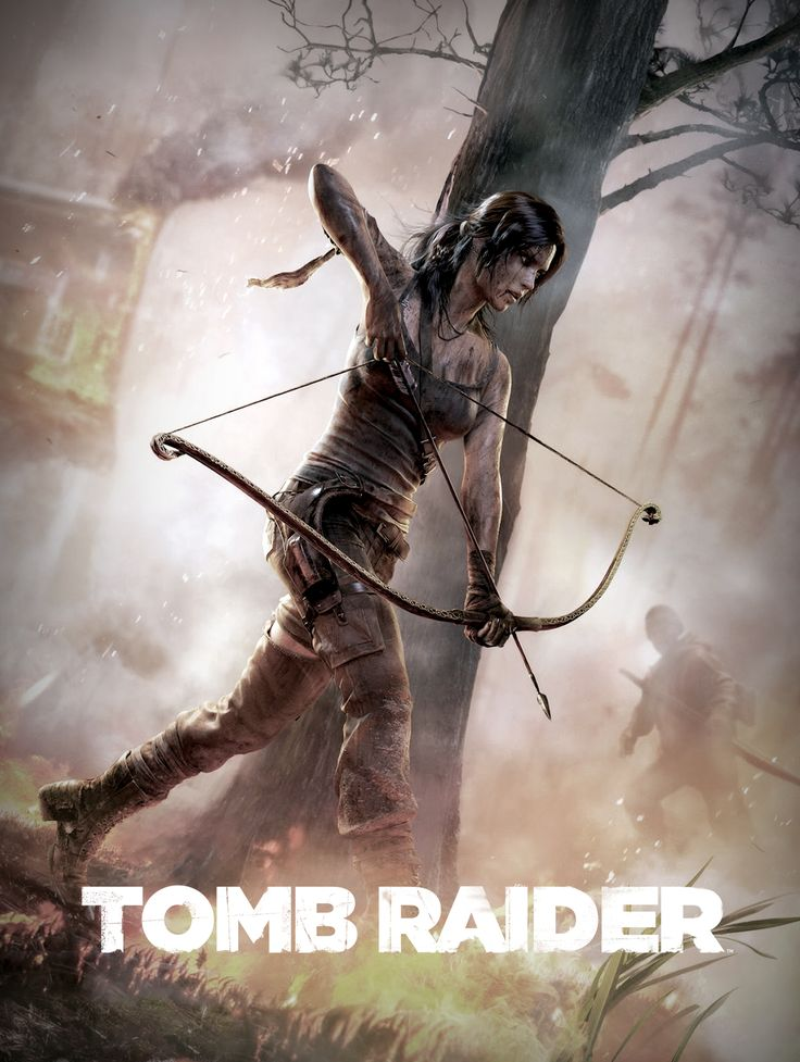 Tomb Raider - hands down my favorite game of 2013