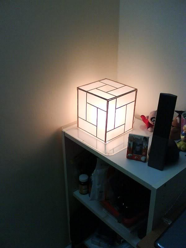 DIY Handmade Japanese Shoji Lamp DIY Home DIY Crafts ...