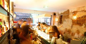 Three Eight Four - Cold Harbour Lane (tapas and Brixton)