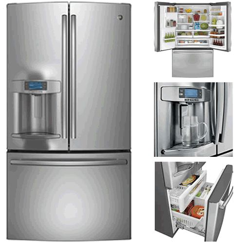 Kitchen Island Refrigerator: Best 25+ Best French Door Refrigerator Ideas On Pinterest