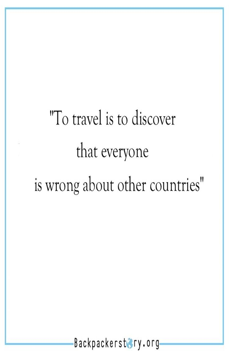 40 Best Travel Quotes For Travel Inspiration