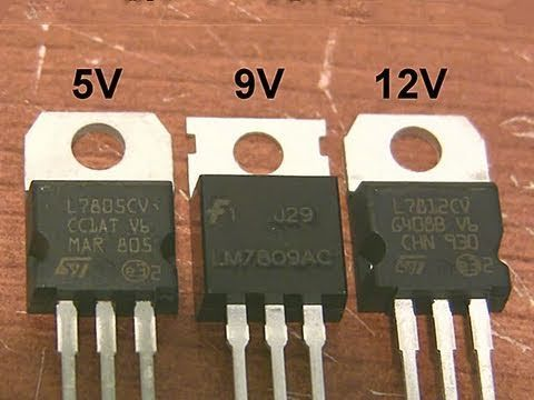 This video covers the basics of linear voltage reg…