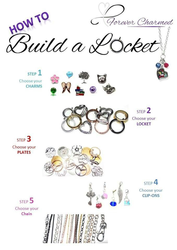 What's in your locket??  www.facebook.com/ForeverCharmedJewellery