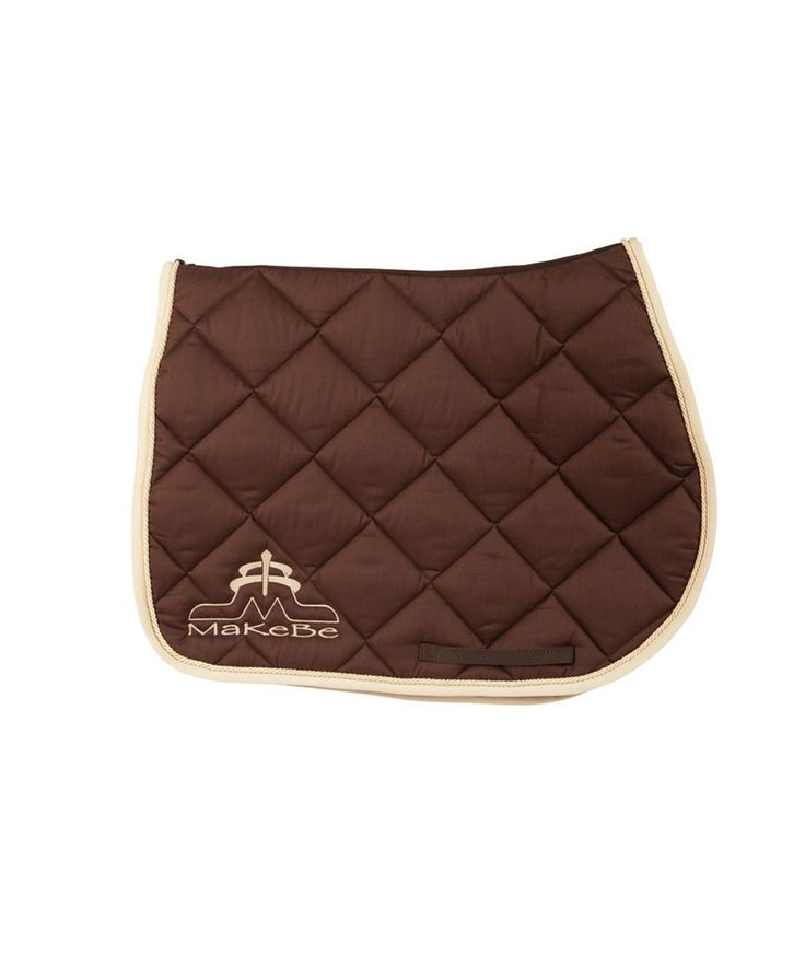 Saddle pad made entirely in Italy. Designed for ease of use and to ensure maximum protection of the horse. Available in multiple colors