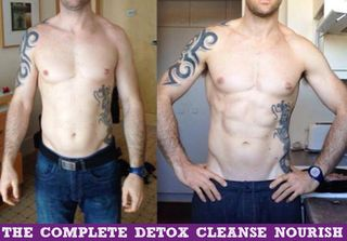 The Complete Detox Cleanse Nourish Program - Free 24 Day Meal Plan