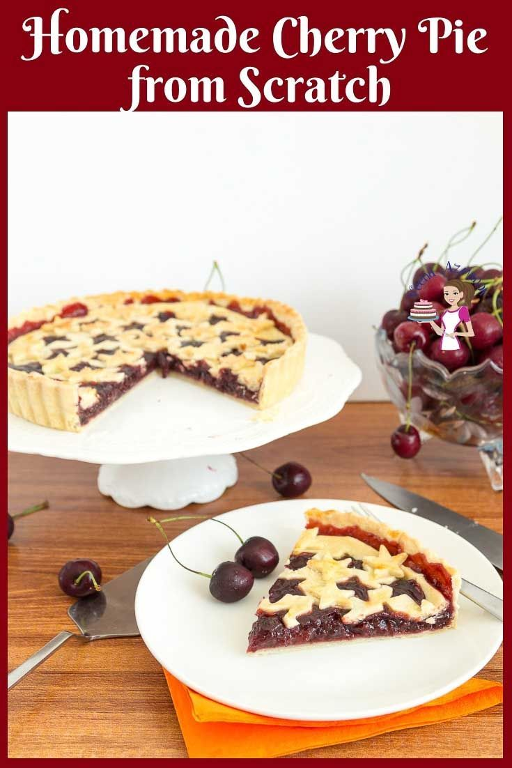 This Cherry Pie Is A Great Way To Use Cherries In Summer Crips