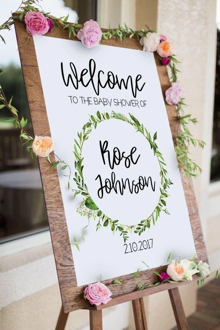 Read more about baby shower ideas, Give your friends and relatives a schedule of…