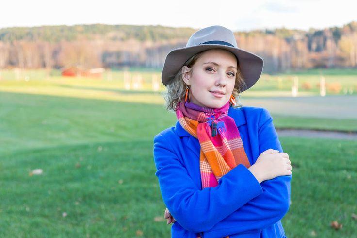 @Meri K Lookbook: designer jewellery and fashion from Scandinavia. Reindeer Brooch.