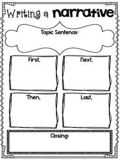 21 best Writing - Narrative images on Pinterest | Teaching writing ...