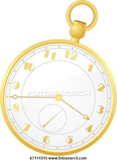 clipart of watches and clocks - photo #14