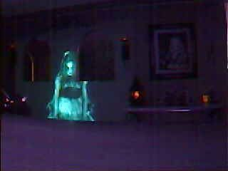 Halloween Ghost Projector | Pin by Kristy Degbrina on Haunted houses | Pinterest