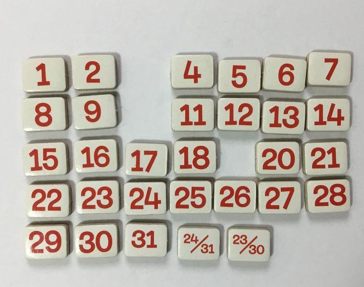 The 25 Best Wooden Calendar Ideas On Pinterest