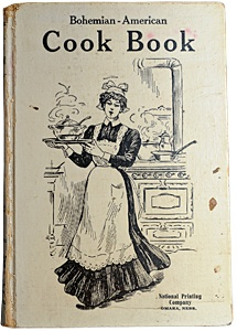 Bohemian American Cook Book: Vintage Cookbook, Cookbook Vintage Old New,  Dust Jackets, Book Worth, American Cooking, Bohemian American, Cookbooks Vintage Old New, Classic Cookbook, Book Jackets
