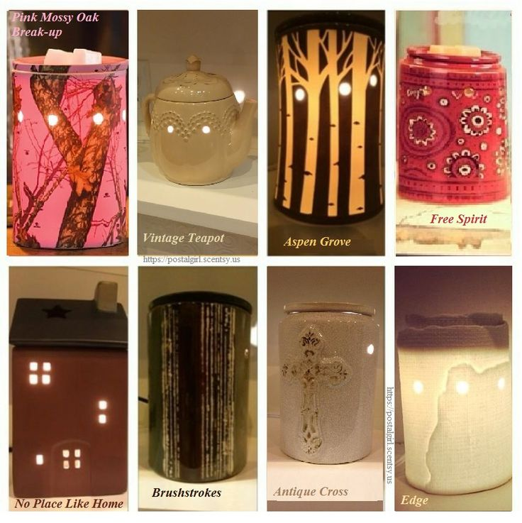 Scentsy 2014 new for Fall catalog #1