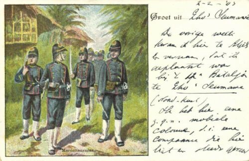 indonesia-Royal-Dutch-East-Indies-Army-KNIL-Military-Police-Uniform-1903