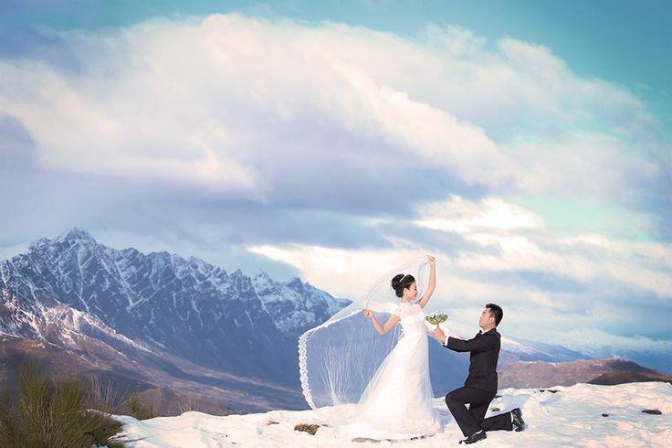Beautiful landscape of #wedding #photography - JIS