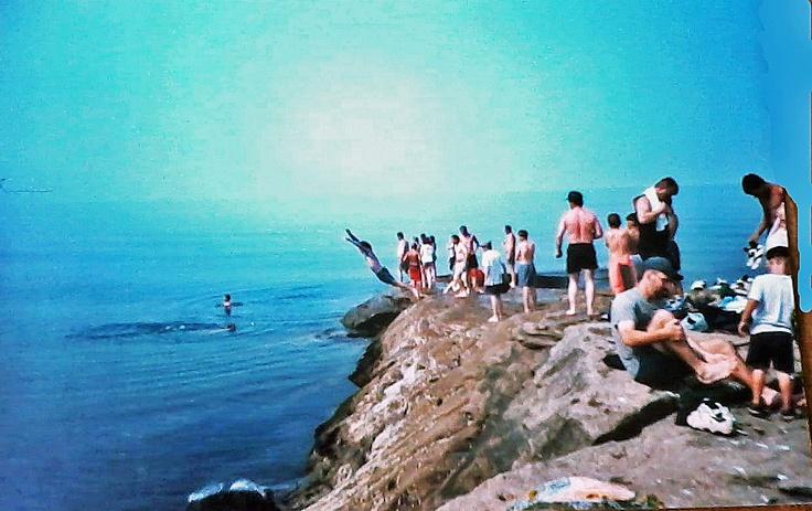 Memories of Swimming at the Reef_Glace Bay_Cape Breton | Photographs And Memories of Cape Breton_Cape Breton Nova Scotia