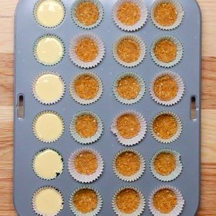 Lemon Cheesecake Bites   15 Easy Desserts You Can Make In A Muffin Tin